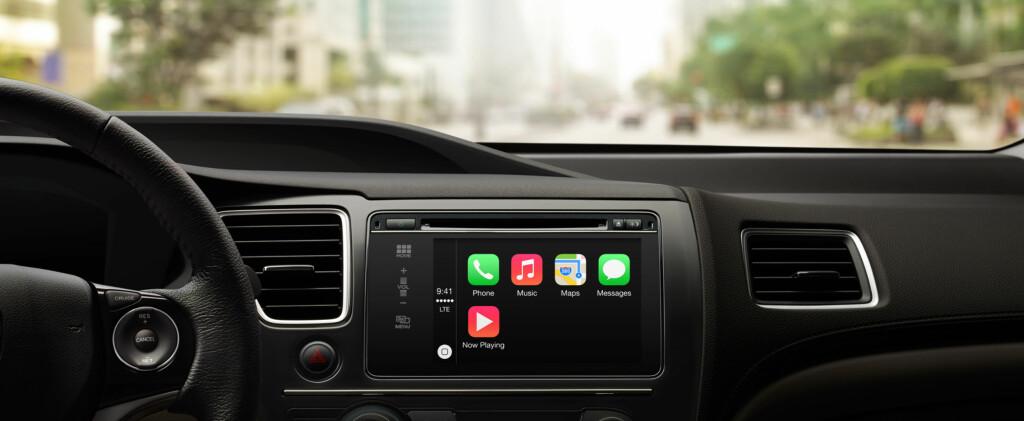image: Slik blir Apples CarPlay