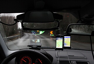 TEST: Head-up display for folket