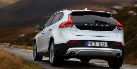Volvo V40: Sterk gjerrigknark