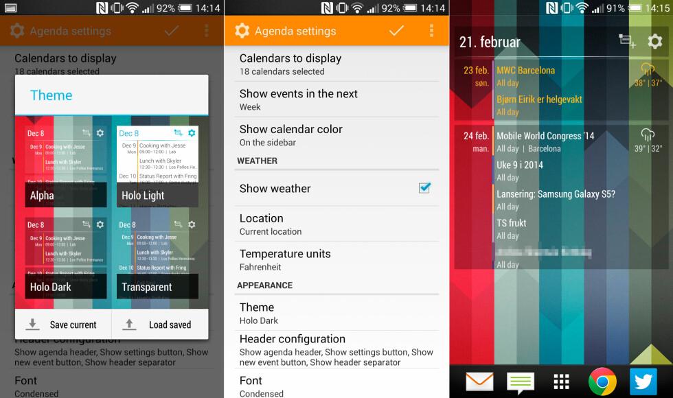 De beste kalenderappene til Android