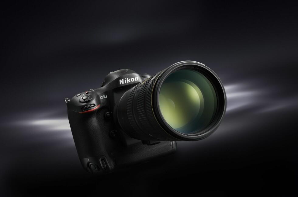 Antagelig det mest avanserte kameraet Nikon har laget. Foto: Nikon