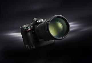 Nikon lanserer mørkets herre – D4s
