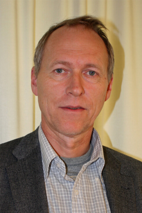 John Kristian Thoresen i Politidirektoratet. Foto: BERIT B. NJARGA