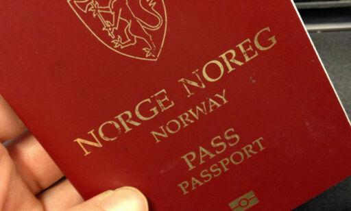 image: Det norske passet skal bli nytt