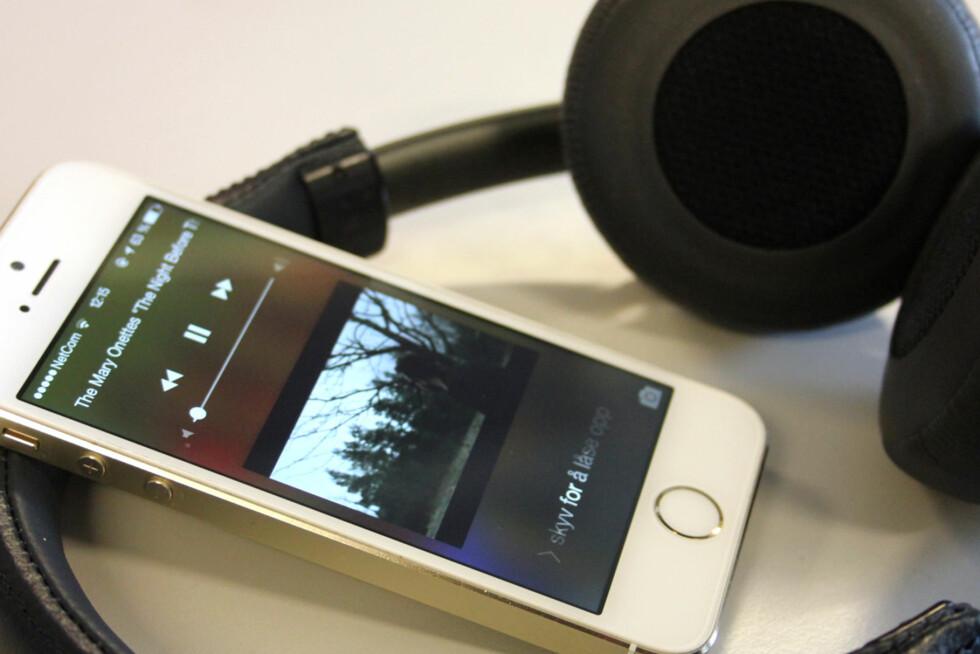 Med iTube kan du bruke YouTube til musikkstreaming på mobilen. Foto: KIRSTI ØSTVANG