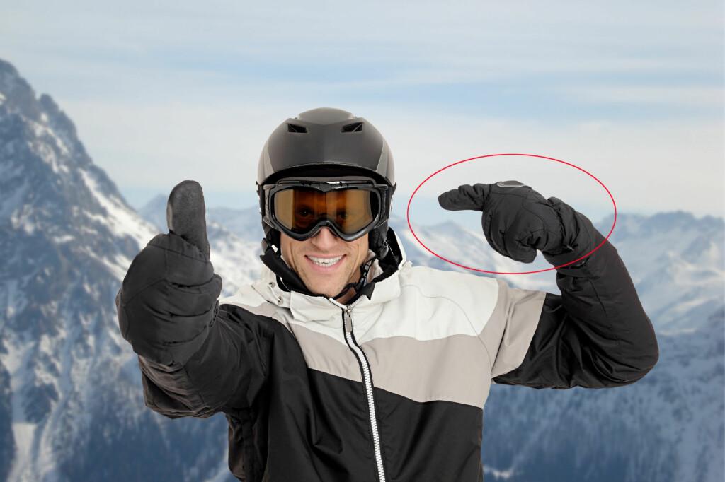 <b>UNNGÅ VANTER OM DU VIL HOLDE HENDENE VARME:</b> Bruk votter slik at du kan holde fingrene samlet - og hold resten av kroppen varm. Foto: PantherMedia
