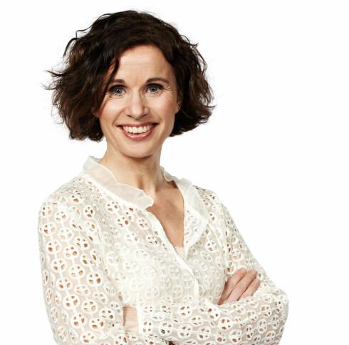 Kari H. Bugge er ernæringsfysiolog i Grete Roede as. Hun sier det kan være lurt å ha ekstra grønnsaker ved siden av, om du ofte spiser ferdigretter. Foto: AXEL BAUER