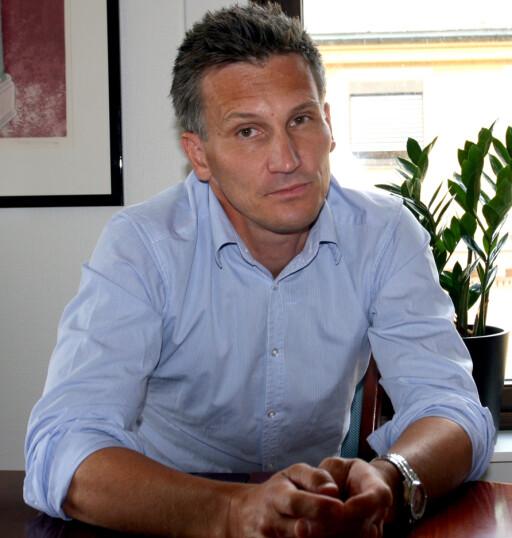Direktør i Datatilsynet, Bjørn Erik Thon. Foto: MARIUS JØRGENRUD