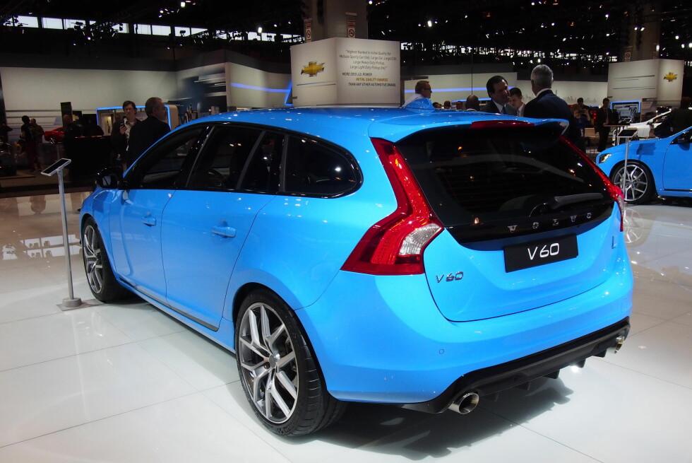 SPINNVILL: Polestar trimmer Volvo med velsignelse fra produsenten selv.  Foto: Newspress