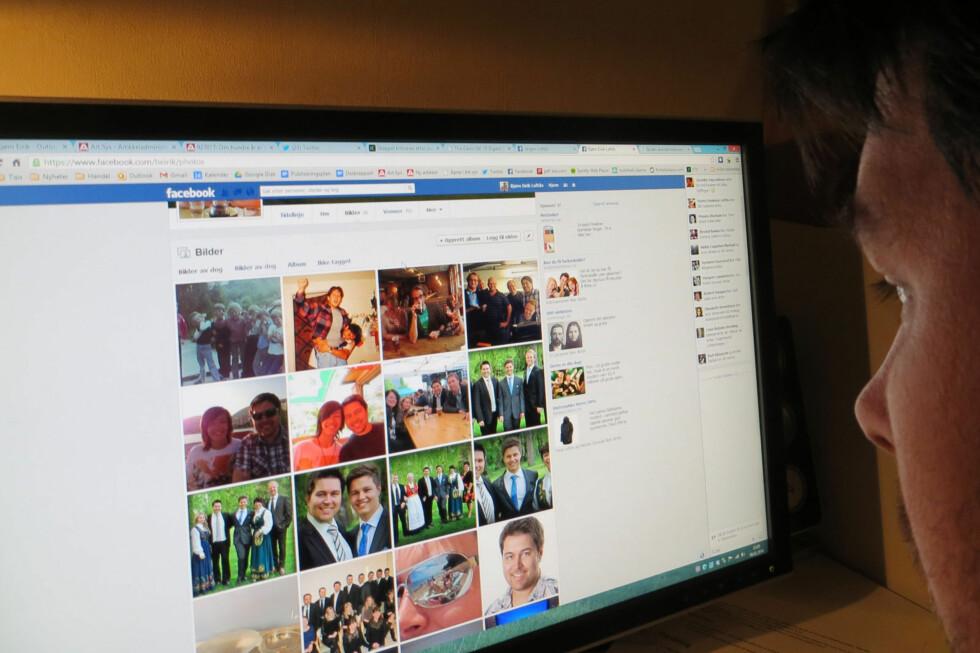 Nettvett må inn i læreplanen allerede fra 1. klasse, mener vår dataredaktør. Foto: Bjørn Eirik Loftås