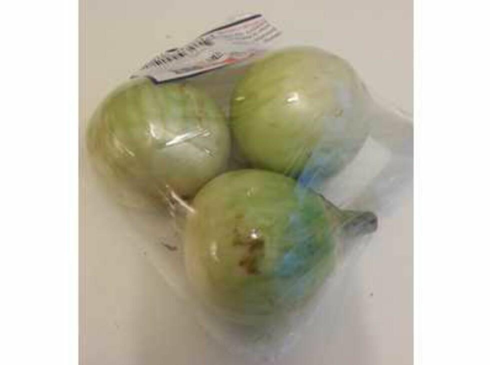 Publisert på Matportalen 12. desember 2013: Scanasia AS trekker tilbake grønn aubergin (Green eggplant) i 200 g pakninger. Årsaken er funn av plantevernmidler over grenseverdi. Foto: MATTILSYNET