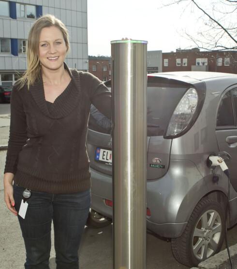 - Begrenset areal i Oslo gjør at nye elbil-plasser vil få en maksimal parkeringstid på tre timer, forteller Marianne Mølmen hos Bymiljøetaten til DinSide.no.