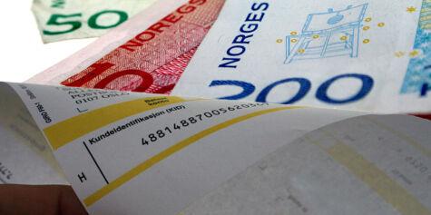 image: Nordmenn sliter med å betale regningene