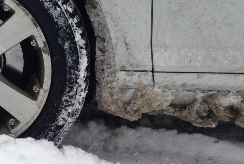 FULLT AV SNØ: Store oppsamlinger med snø og is er vanlig i tiden vi går inn i. Foto: Bjørn-Aage Bredahl