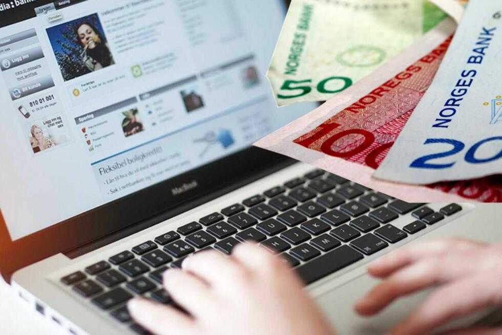 PÅ TOPP: Norsk familieøkonomi har kåret Skandiabanken til beste totalbank i 2013.