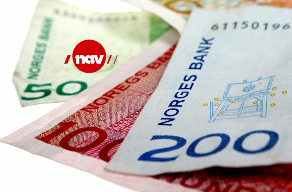 FERIETILLEGG:Har du vært arbeidsledig i 2013, får du utbetalt et ferietillegg i januar.  Foto: OLE PETTER BAUGERØD STOKKE