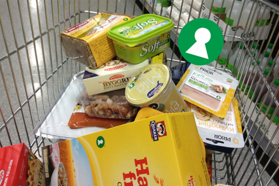 VIL DE PASSERE? Kravene til Nøkkelhullsmerkede matvarer blir strengere, dersom de foreslåtte endringene blir vedtatt. Foto: BERIT B. NJARGA