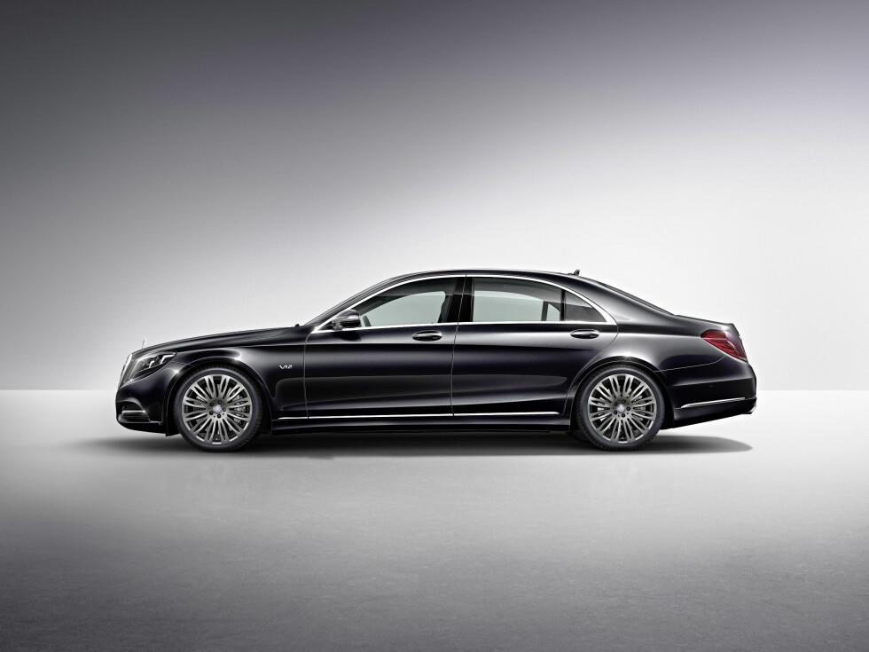 Mercedes-Benz S 600 (W 222) 2014