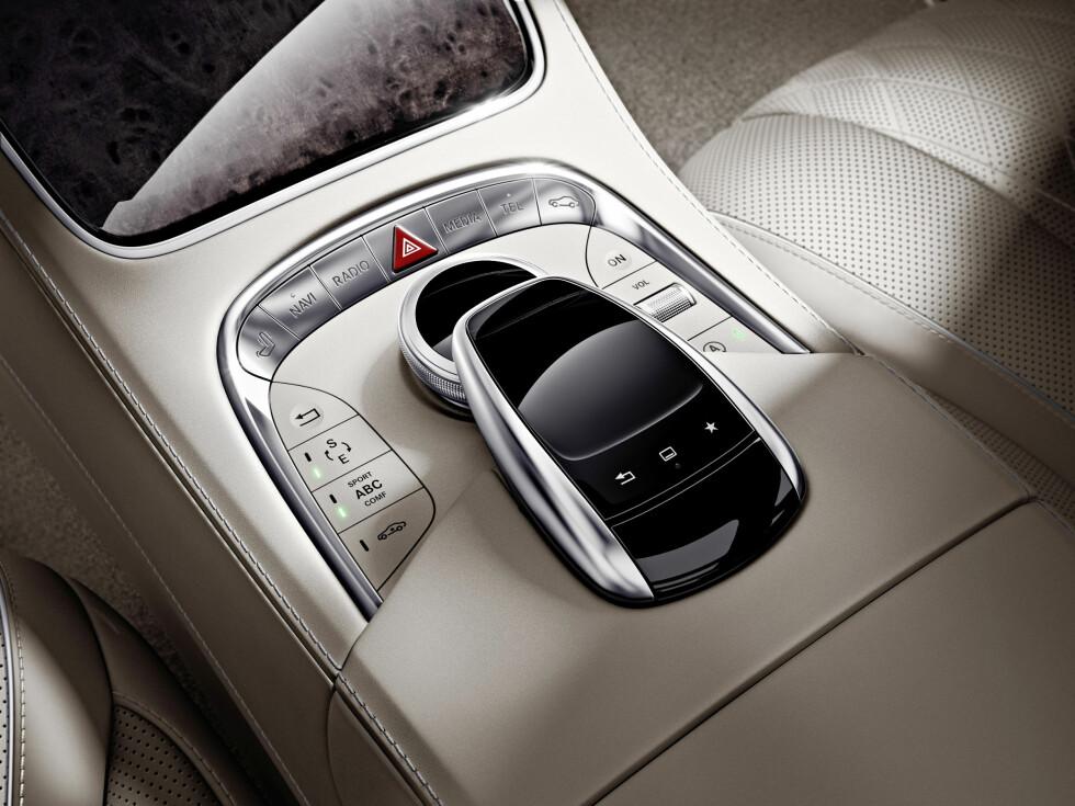 Mercedes-Benz S-Klasse (W 222) 2014