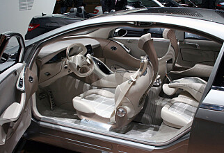Slik blir fremtidens bil