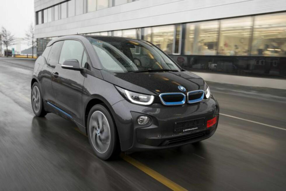 BMW i3 Foto: Jamieson Pothecary / Autofil