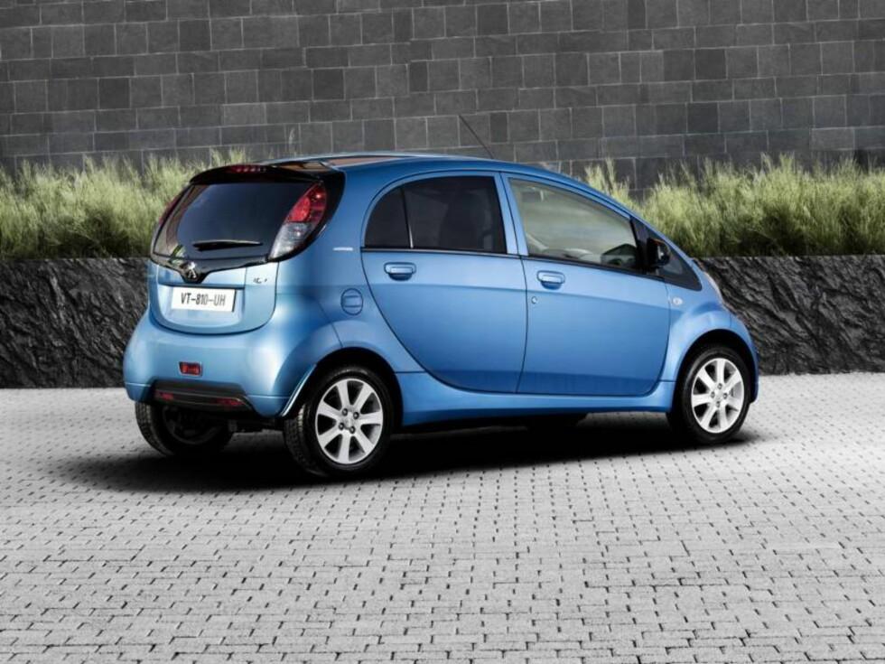 Peugeot iOn Foto: Peugeot