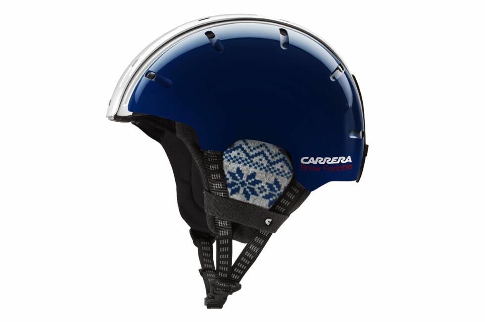 TAR MINDRE PLASS: Snow Foldable Helmet. Foto: Aetherapparel.com