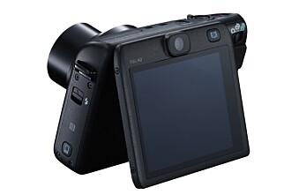 Canon lanserer selfie-kamera