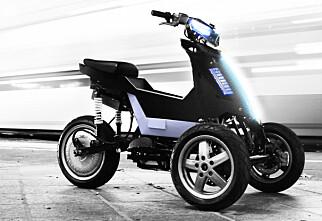 Sway med smart trehjuling