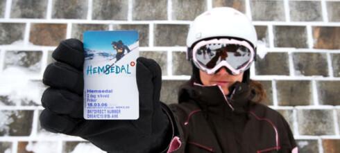 Få en gratisdag i skibakken
