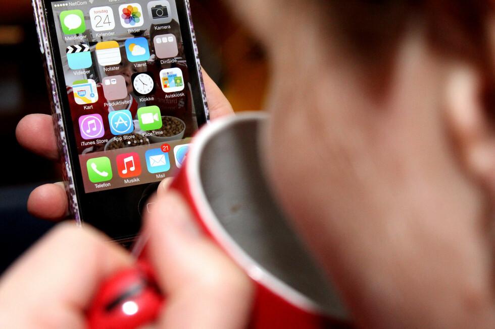 Prisene varierer avhengig av hvilken mobiloperatør du velger, viser vår prissjekk, og Telenor er jevnt over dyrest. Foto: Ole Petter Baugerød Stokke