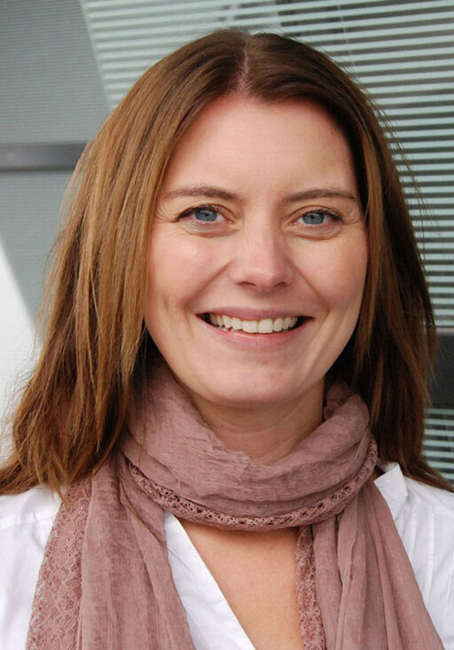 BEKLAGER: Informasjonssjef Catharina Kokkim i Canal Digital lover at selskapet skal bli flinkere.  Foto: Canal Digital