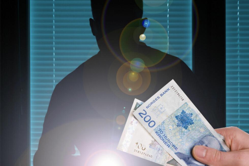 Forsvinner strømmen i mer enn 12 timer, har du krav på kompensasjon. Foto: Colourbox.com