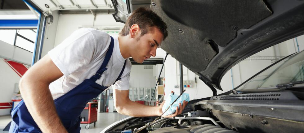Trimming kan nå avdekkes og rapporteres ved periodisk kjøretøykontroll.  Foto: ALL OVER PRESS