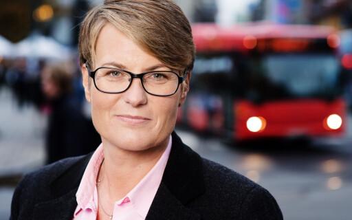 Tine Sundtoft (H) er klima- og miljøminister. Foto: Bjørn Stuedal