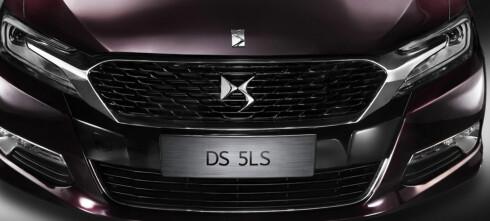 Citroen med ny DS: DS 5LS
