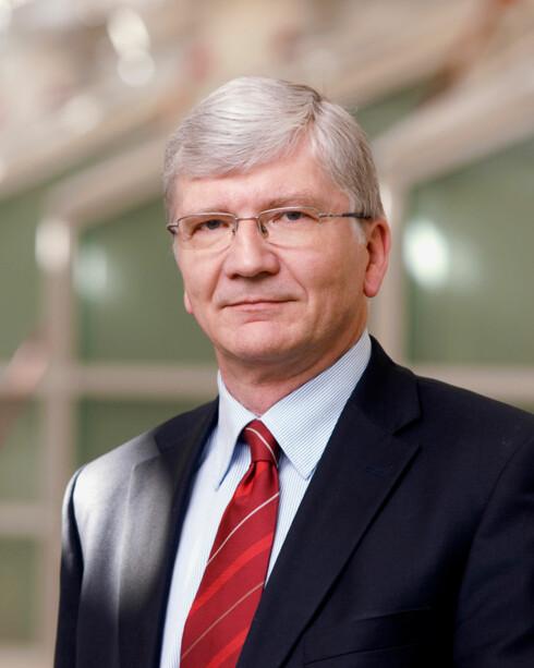 SJEFØKONOM: Steinar Juel tror på hele to rentekutt fra Norges Bank i 2014. Foto: NORDEA