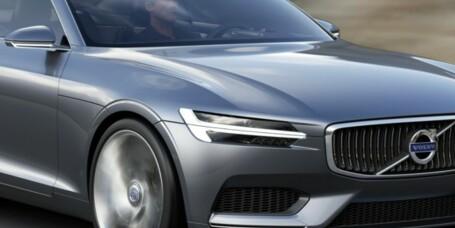 Volvo Concept Coupé mer aktuell