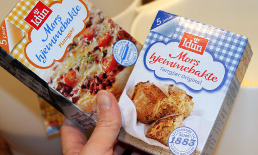 image: Se om pizzadeigen blir bedre om du bruker pizzagjær