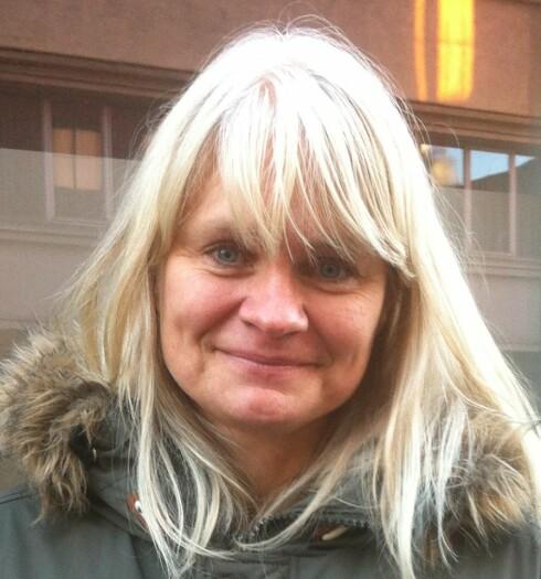 Marta Hjelle bruker 6.000 kroner på julegaver Foto: Anne Ross Solberg