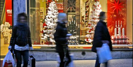 Gjør unna julehandelen nå