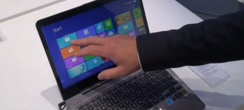 Få velger PC med berøringsskjerm hos Komplett og Elkjøp