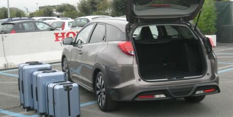 ENDELIG: Honda Civic Tourer
