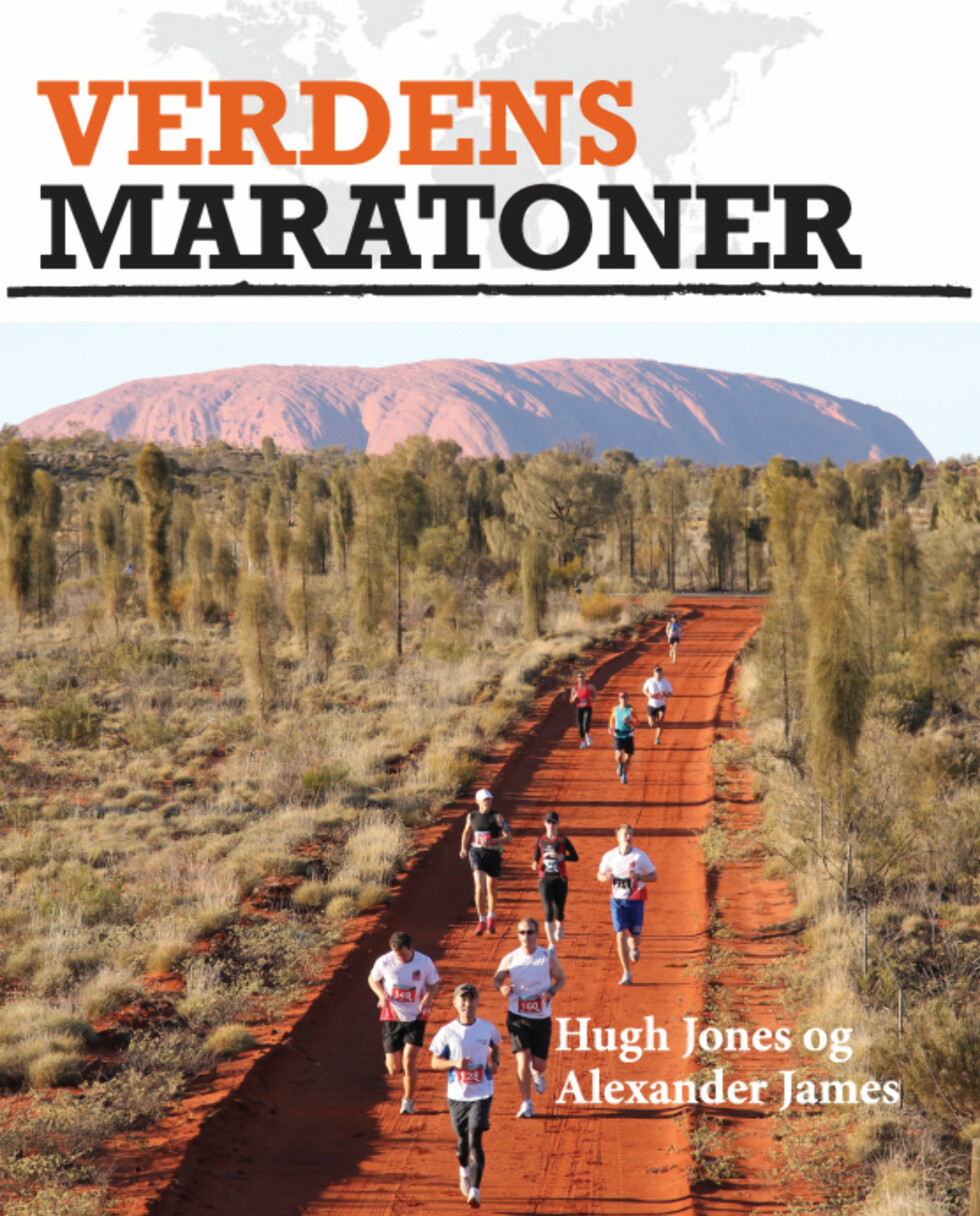 Verdens mest ekstreme maraton