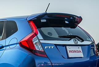 Prøvekjørt: Honda Jazz Sport Hybrid