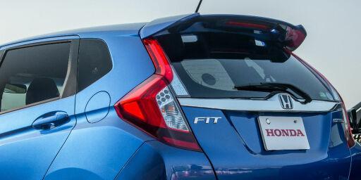 image: Prøvekjørt: Honda Jazz Sport Hybrid