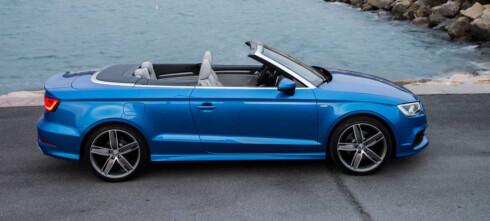 TEST: Audi A3 kabriolet