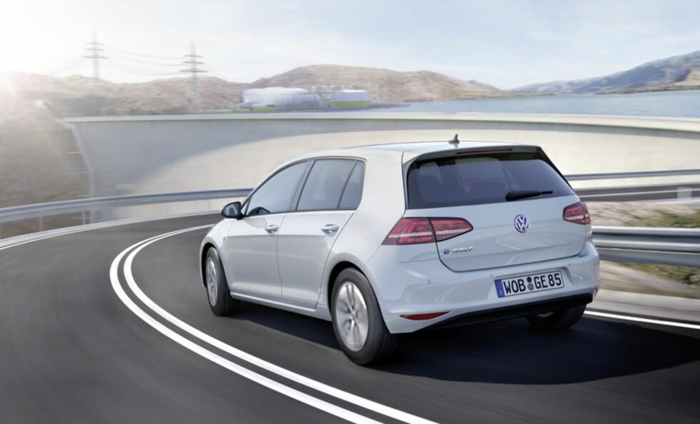 Etterlengtet: Mange kunder har ventet i lang tid på sin nye e-Golf med varmepumpe. Nå ser floken ut til å løse seg.  Foto: VW