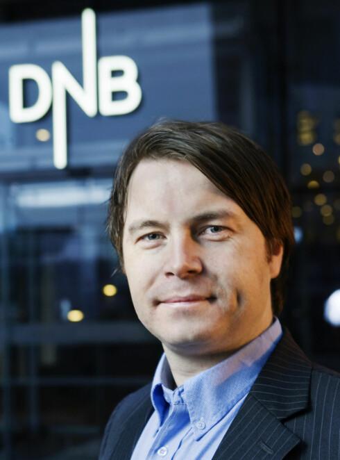LÅN: Kvitter du deg med bilen, kan du gå lenger i budrunden, forklarer Vidar Korsberg Dalsbø. Foto: DNB