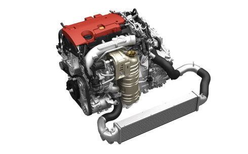 Slik blir Honda Civic Type R
